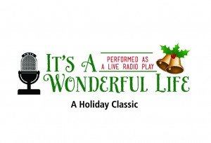 It's a Wonderful Life Radio Play Logo
